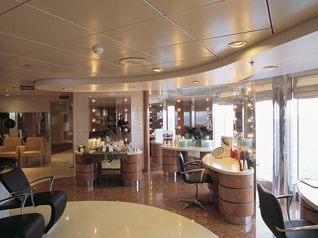 Viajes de estudios en crucero sinfonias de crucero for Salones de peluqueria decoracion fotos